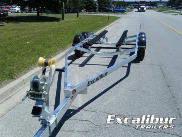 Excalibur 4500lb Tandem Ski Boat Trailer