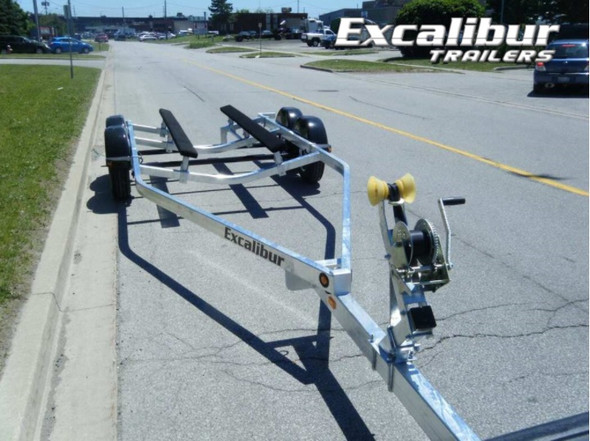 Excalibur 6000lb Tandem Ski Boat Trailer