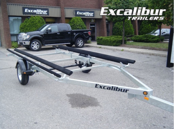 Excalibur Pontoon Boat Trailer - 1700lb capacity up to 19 ft