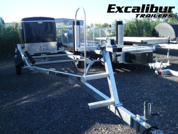 Excalibur Pontoon Boat Trailer-2200lb Capacity up to 21 ft.