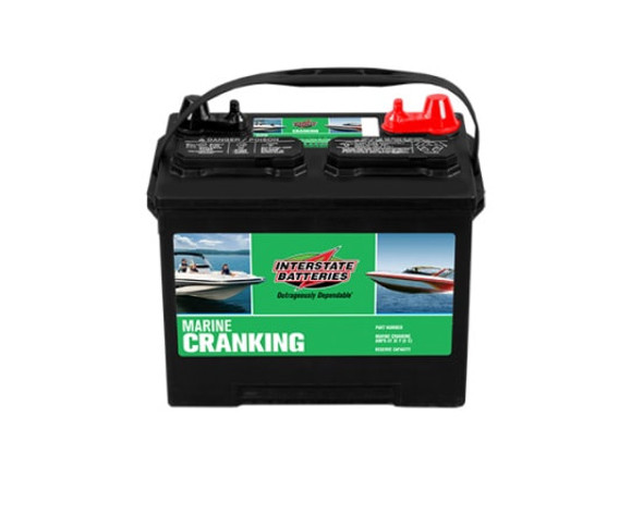 24M-RD Interstate Batteries 400CCA 500MCA