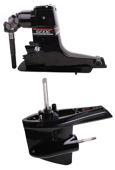 Gen I 1.47 Complete Sterndrive - Counter Rotation (Replaces Mercruiser's Alpha One)