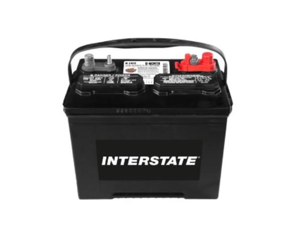 M-24DC Interstate Batteries Powerfast Cca550. Mca 685