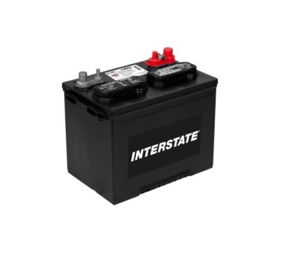 M-24MS Interstate Batteries Powerfast cca800 mca 1000