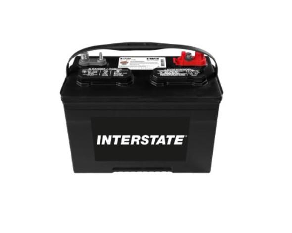 M-27HDC Interstate Batteries Powerfast cca675 mca840 Rc 160
