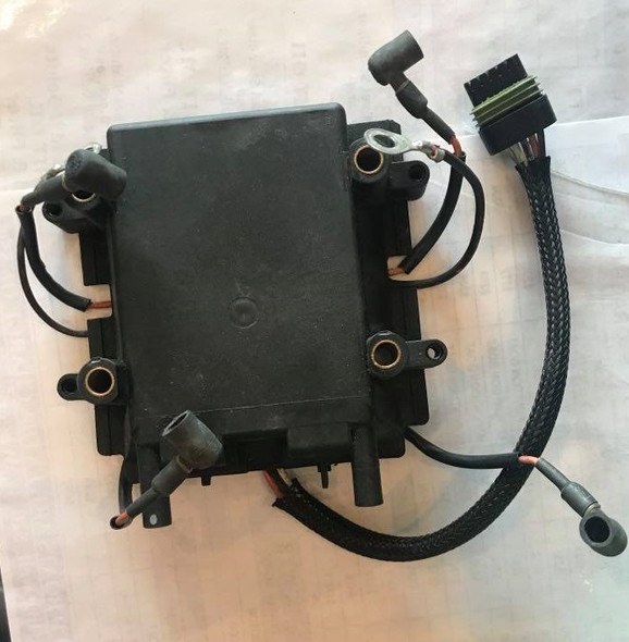 USED 586292 OMC Johnson Evinrude Power Pack 90/115hp