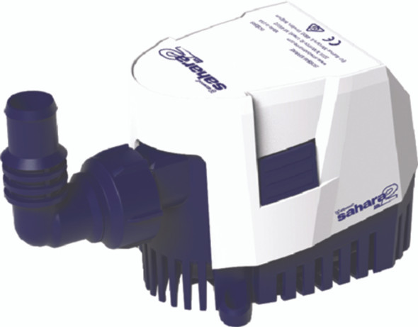 5505-7 Attwood 500GPH Sahara MK2 Automatic Bilge Pump