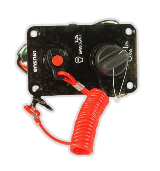 37100-98J07 Suzuki Main Ignition Key Switch Panel