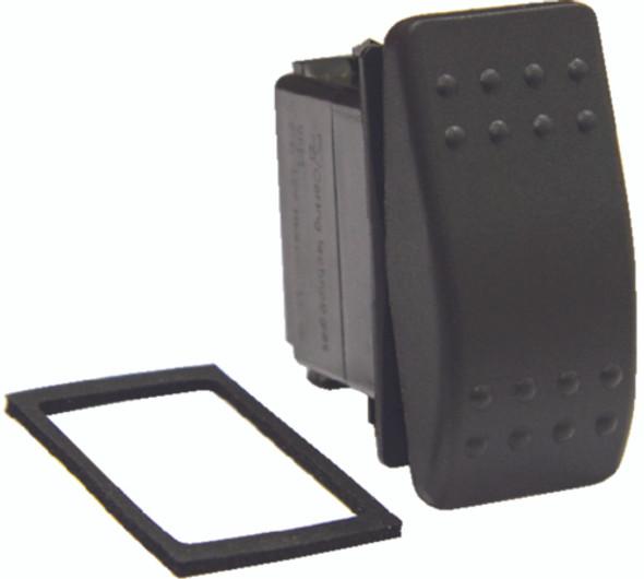 RK19430-1 Sierra  Non-Illuminated Contura II Rocker Switch Sealed
