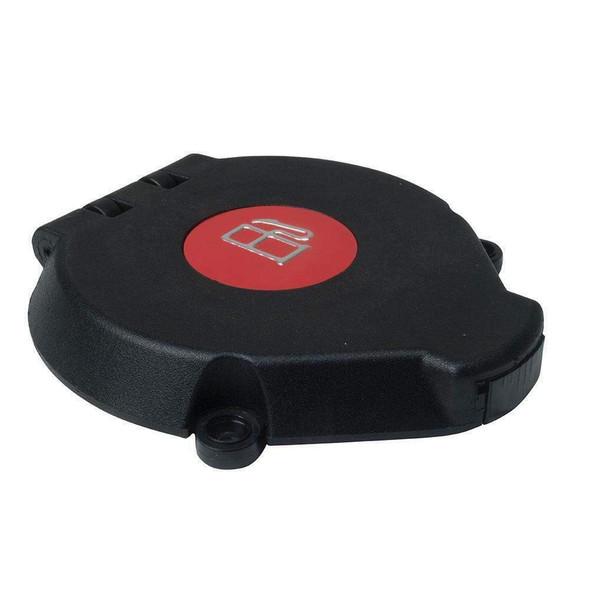 0795DP0BLK Perko Flip-Top Fuel Cap Cover