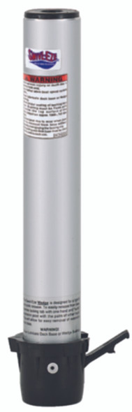 SP-28913 Attwood Swivel-Eze 2in Fixed Height Seat Post