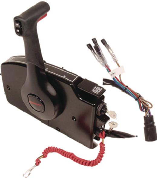 881170A15 Quicksilver Mercury Side Mount Remote Control Box 40hp