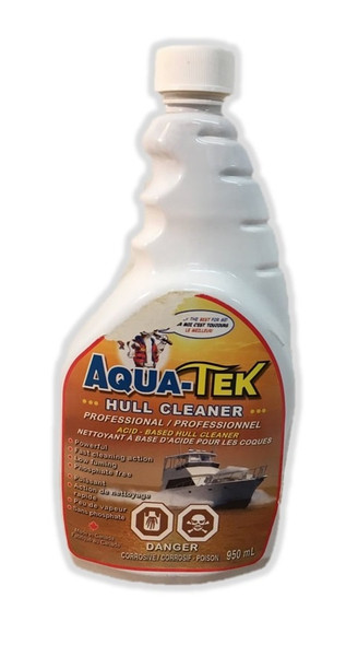 51010 Aqua-Tek Professional Hull Cleaner 950ml