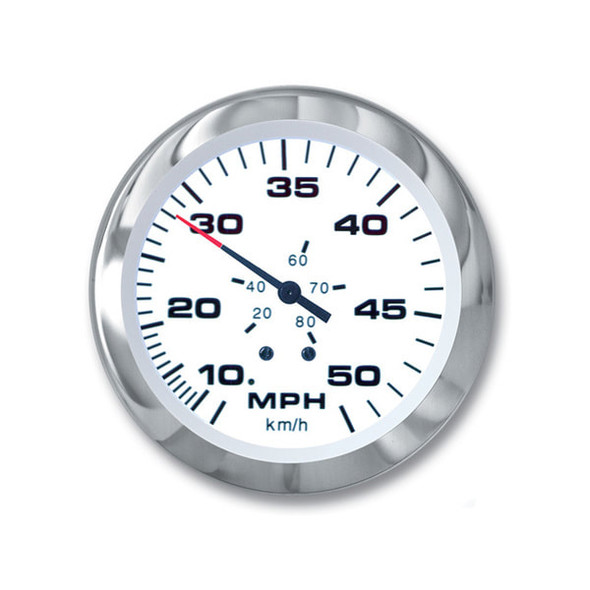61752ph Teleflex Speedometer Gauge