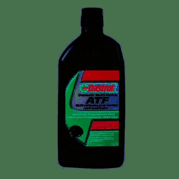 00668-42 Castrol Automatic Transmission Fluid 1ltr