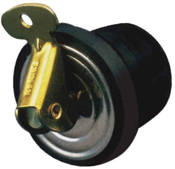 """520094-1 Seadog Baitwell Drain Plug 3/4"""" Snap Lock"""