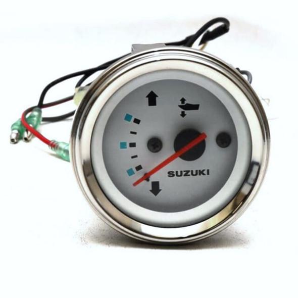 34800-93J11 Suzuki 2in White Trim Gauges