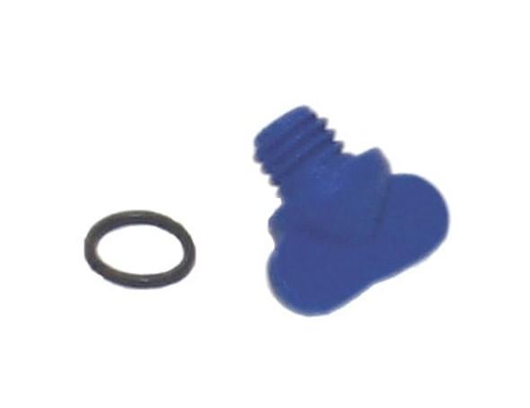 18-4226 Sierra Blue C-Drain Plug Mercruiser