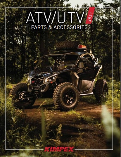 Kimpex ATV 2021 Parts and Accessories Catalogue