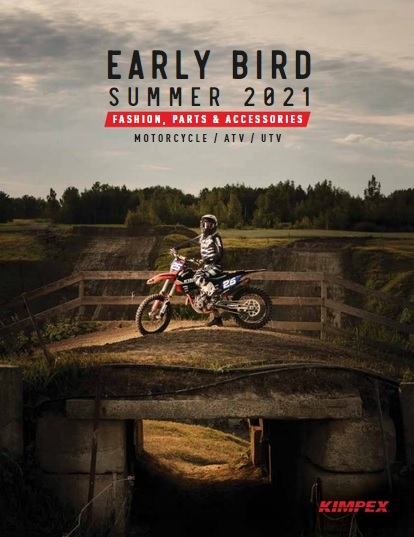 Kimpex Early Bird Summer 2021 ATV Catalogue