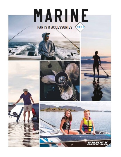 Kimpex Marine 2020 Parts and Accessories Catalogue