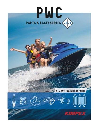 Kimpex PWC 2020 Catalogue