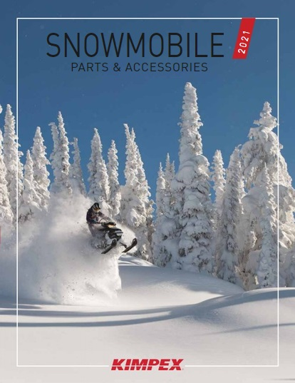 Kimpex Snowmobile 2021 Parts and Accessories Catalogue