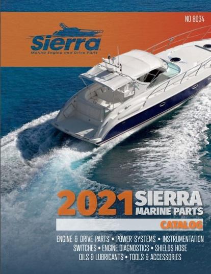 Sierra Marine 2021 Parts Catalogue