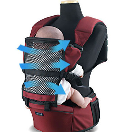 High Cool Wrapper for Smart Hipseat Carrier