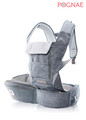 NO.5 Plus ~ Beyond All in One Carrier  [NEWBORN CARRIER] ~ Color: Denim Grey