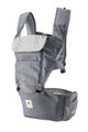NEO NO.5 ~ Pognae Upgraded Waterproof Hipseat Carrier - Denim Grey