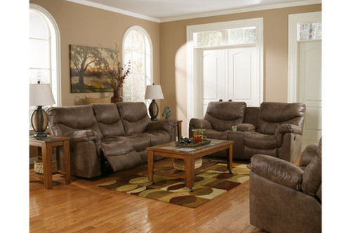 Outstanding Mccade Cobblestone Reclining Sofa Sold At Bolin Rental Unemploymentrelief Wooden Chair Designs For Living Room Unemploymentrelieforg
