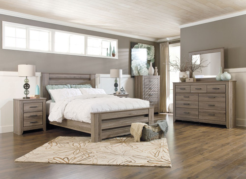 Wystfield White Brown Dresser Mirror Panel Bed Nightstand Sold At Bolin Rental Serving Clarksville Tn And Madisonville And Hopkinsville Ky
