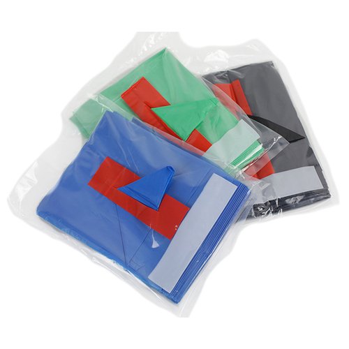 Tissue-Style Tie Handle Bags -case of 4200 bags