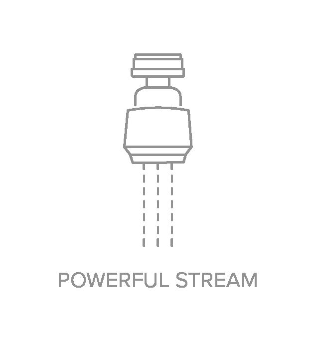 Powerful stream