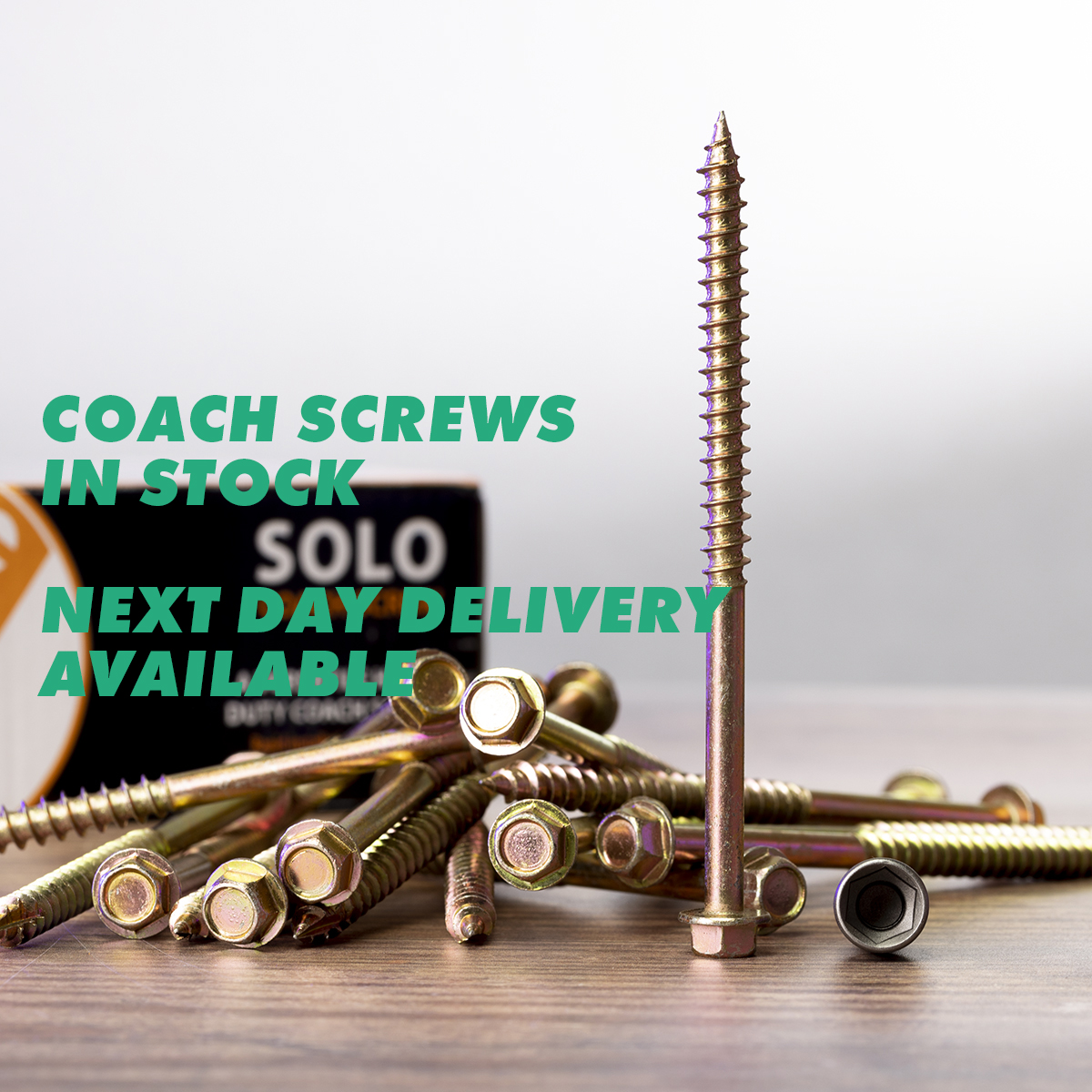 COACH SCREWS UK IN STOCK