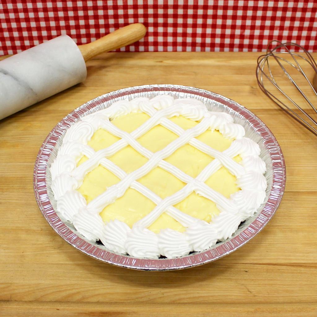 Rum Cake Pie