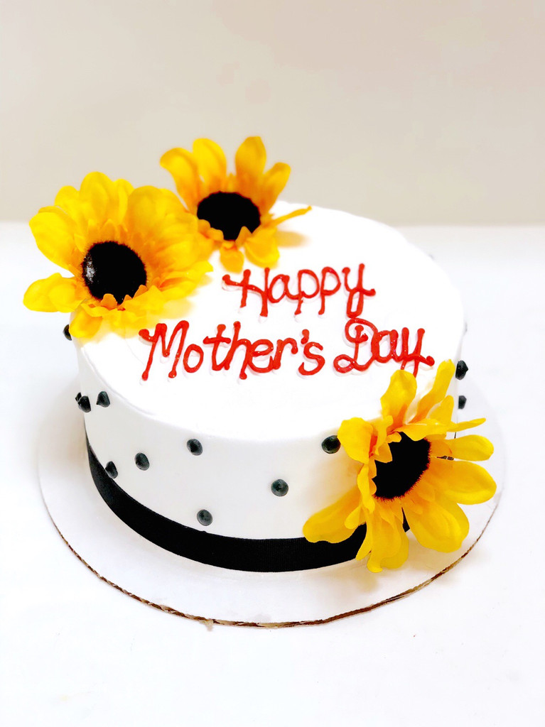 Mother's Day Picnic Cake