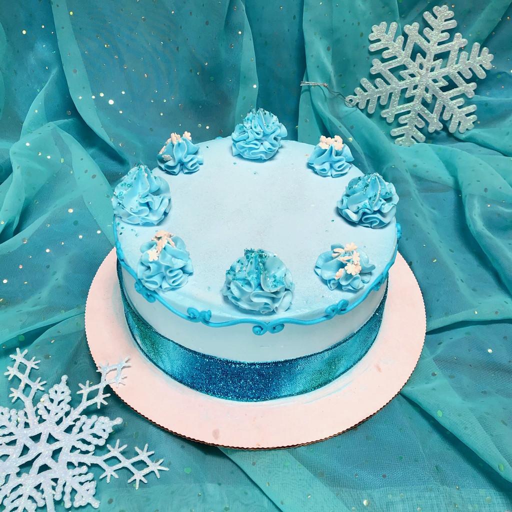 Elsabration Cake
