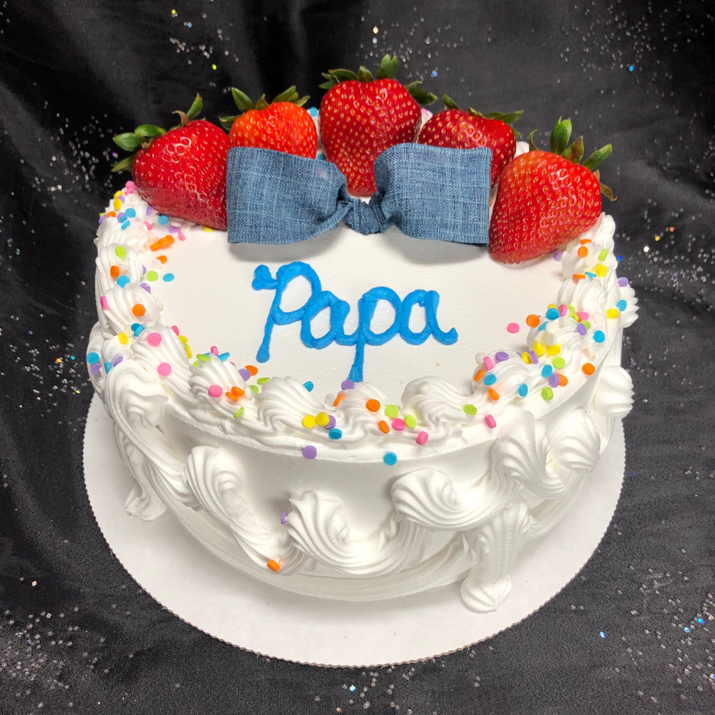 Cathy's Classic Father's Day Cake