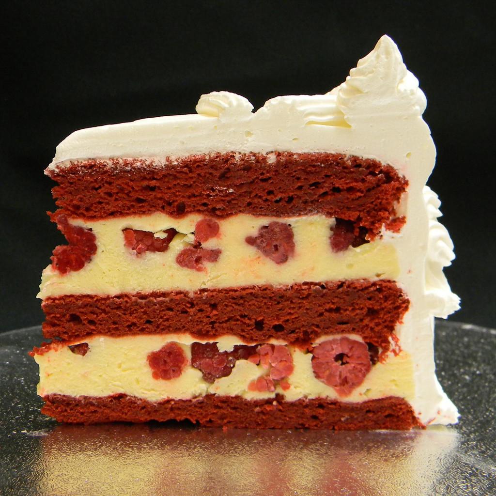 Raspberry Red Velvet