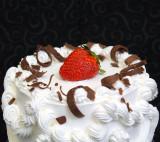 Classic Cathy's Rum Cake® Decor