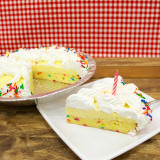 Rumfetti Cake Pie