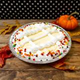 Autumn Rumfetti Cake Pie