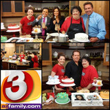 Lisa's Rum Cake on Good Morning Arizona!