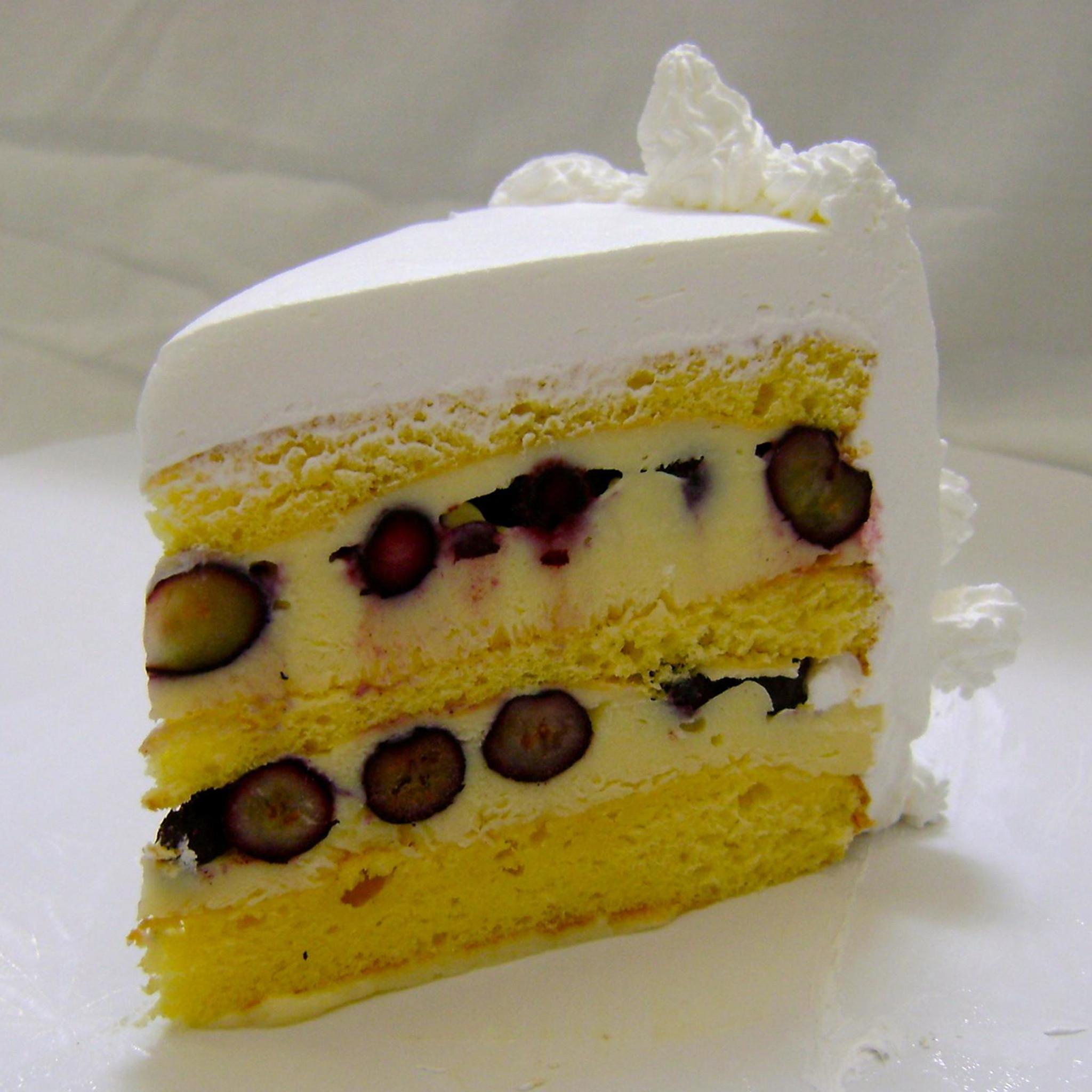Blueberry Limoncello Lisas Rum Cake