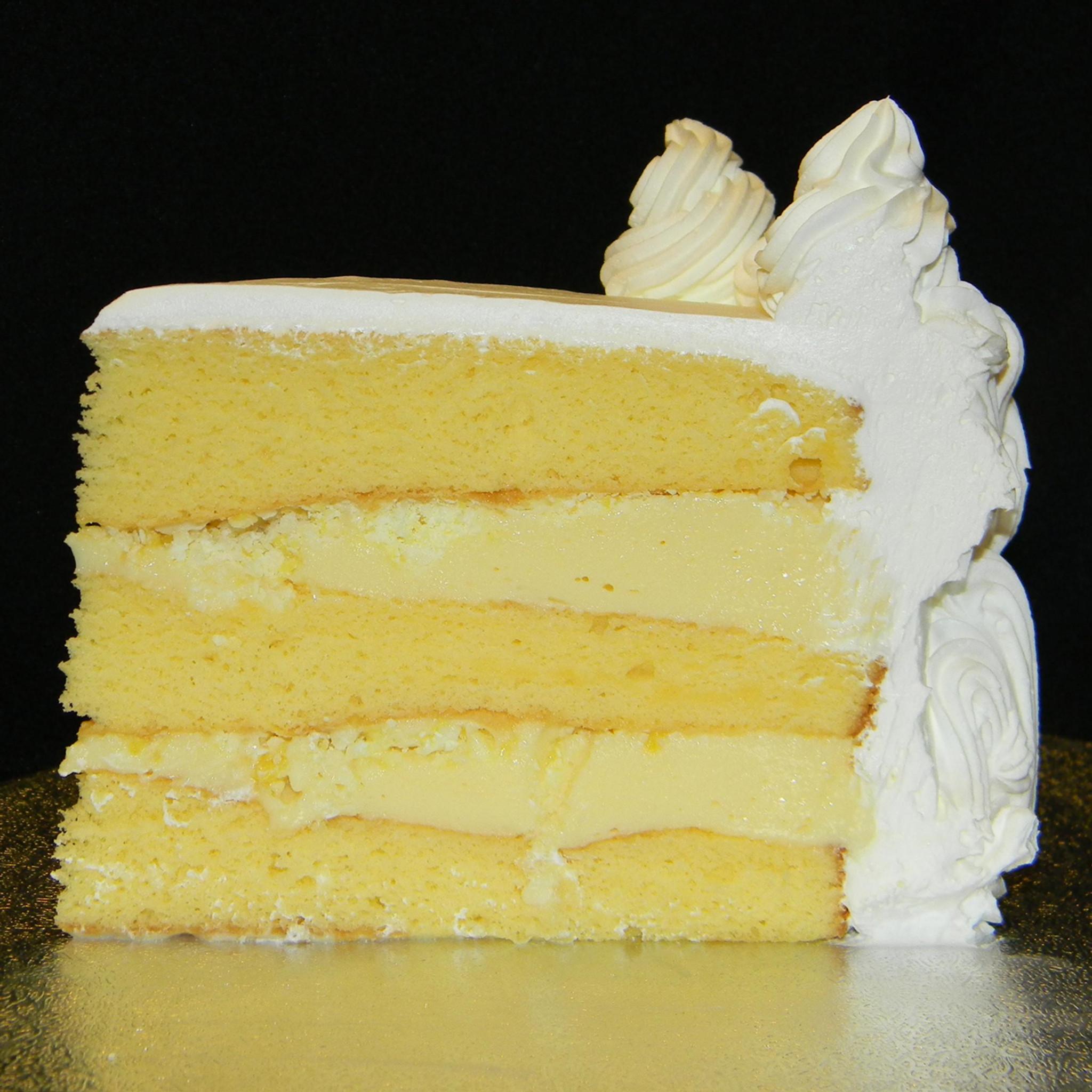 Limoncello Lisas Rum Cake