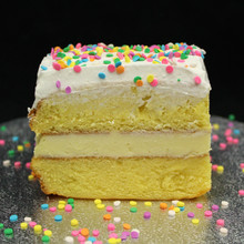 These CUTS are sprinkled with edible, pastel confetti-quins.