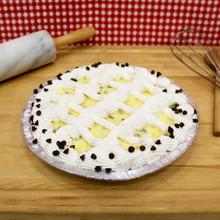Tuxedo Cake Pie