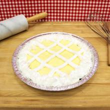 Coconut Cream Cake Pie
